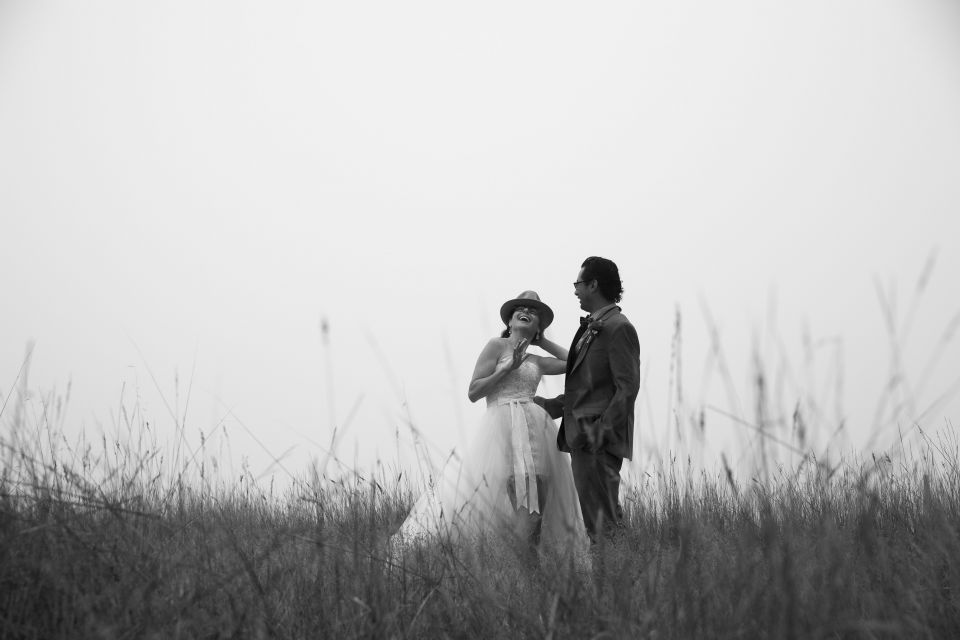 Anderson valley wedding